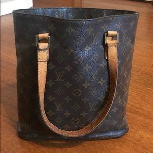 Authentic Louis Vuitton Vavin GM Hand Bag